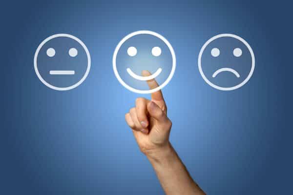 tecniche per gestire le emozioni LE TECNICHE PER GESTIRE LE EMOZIONI positiva1