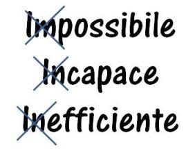 imprinting IMPRINTING EMOZIONALE – L'ORIGINE DELLE TUE PASSIONI impossibile