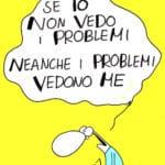Risolvere i problemi difficoltà COME UNA DIFFICOLTÀ SI TRASFORMA IN PROBLEMA se non vedo i problemi 150x150