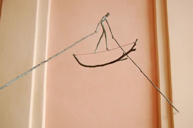 traghettatore conoscenza L'ASSENZA   (Prima Condizione) traghettatore